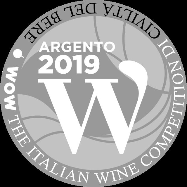 Medaglia d'argento 2019
