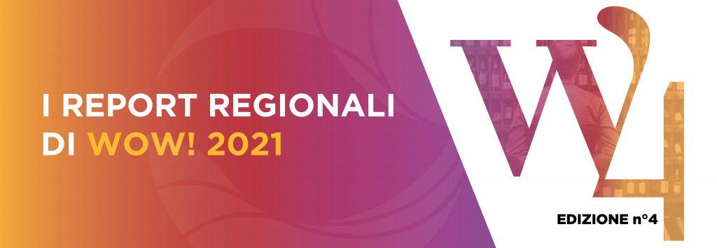 report regionali wow 2021
